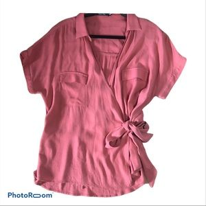 DOE AND RAE BLOUSE